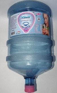 Brill ásványvíz 19 literes lúgos jódos