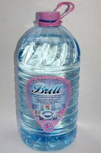 Brill mineral water 5 liter alkaline iodine